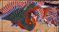 hokusai, dragon
