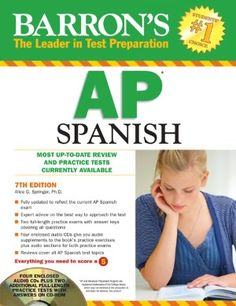 AP Spanish Language Test?