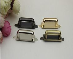 (10 PCS/lot) decorative accessories diy hardware plating processing leather handbags arch bridge