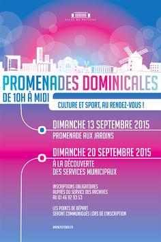 Promenades Dominicales Les 13 Et 20 Septembre 2015