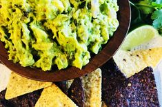 Smoked Poblano Guacamole is easy to make and extra delicious because of the smokiness from the poblano peppers and onions! Cilantro Lime Cauliflower Rice, Cilantro Lime Shrimp, Shredded Buffalo Chicken, Mexican Chicken, Smoked Jalapeno, Great Steak, Pork Lettuce Wraps, Bbq Chicken Salad, Loaded Sweet Potato