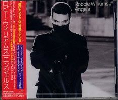 """For Sale - Robbie Williams Angels - Sealed Japan  CD single (CD5 / 5"""") - See this and 250,000 other rare & vintage vinyl records, singles, LPs & CDs at http://eil.com"""