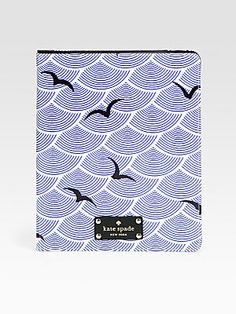 This reminds me of Johnathan Livingston Seagull - a special read gifted to me by a friend I who passed away way too soon. Kate Spade New York Birds Over Arches Cover for iPad 2 & 3