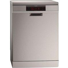 AEG Favorit F99009M0P - A+ enerji performansıyla çalışan AEG Favorit F99009M0P bulaşık makinesi elektrik faturanıza yansımaz sizi asla rahatsız etmez. 9 farklı yıkama programı ile size her türlü bulaşığa uygun bir yıkama imkanı sunar. Ekstra sessiz yıkama programı ise öğlen uykularınzı bölmez, gece çalıştırmanıza olanak sunar.