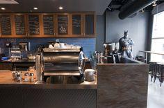 the black canary espresso bar yonge toronto  //Cafe Culture//