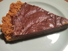 Double Chocolate Cheesecake – Create, Make & Bake! Double Chocolate Cheesecake, Digestive Biscuits, Melted Butter, Different Recipes, Flan, Melting Chocolate, Pretty Good, Dishes, Baking