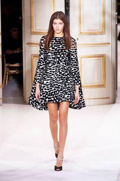 Giambattista Valli Spring 2013 Couture Runway - Giambattista Valli Haute Couture Collection - ELLE