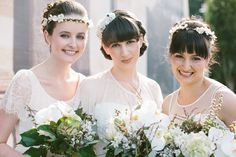 love this look for bridesmaids! // photo by SerendipityCornerBlog.com.au