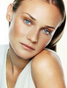 Diane Kruger - Robert Erdmann - #Makeup by Lisa Eldridge http://www.lisaeldridge.com/gallery/celebrities/