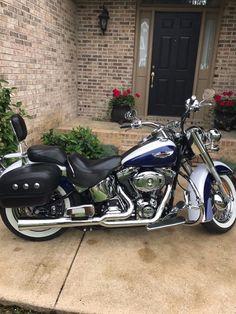 Harley 2007 Davidson Touring Softail Deluxe Please Retweet
