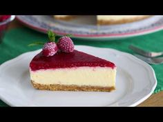 YouTube Cheesecake, Make It Yourself, Desserts, Food, Youtube, Gourmet Desserts, Tailgate Desserts, Deserts, Cheesecakes