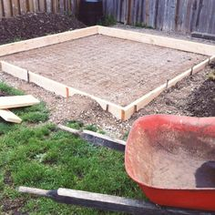 Project Backyard: Pouring a Concrete Pad