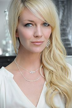 My all time favorite look.. Layering Miranda Frye necklaces!