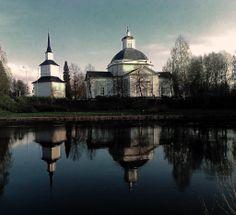 Lapua minster, South Ostrobothnia province of Western Finland. Grave Monuments, Famous Architects, Church Building, Arctic Circle, Graveyards, Cathedrals, West Coast, Castles, Parks