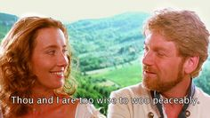 Beatrice & Benedick, Much Ado About Nothing