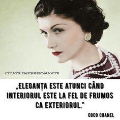 Chanel Quotes, Coco Chanel, Spirituality, Faith, Tumblr, London, Decor, Impressionism, Profile