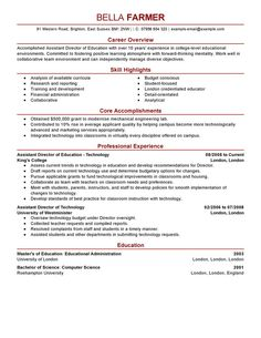 Example Of An Objective On A Resume Unique Resume Examples Job Objective #examples #objective #resume .