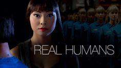 Real humans series 1 en 2. Zweedse serie relatie mens en robot (hubot) staat centraal.