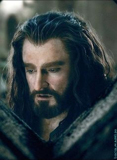 "Richard Armitage as Thorin Oakenshield in ""The Hobbit: The Battle of the Five Armies"" The Hobbit Characters, The Hobbit Movies, O Hobbit, Hobbit Films, Legolas, Thranduil, Aragorn, Kili, Bilbo Baggins"