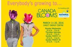 Canada Blooms | Canada's Largest Garden and Flower Festival
