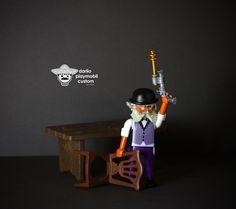 Bounty Hunter Playmobil Custom