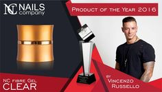 Vincenzo Russello Clear from Nails Company - Product of the Year 2016