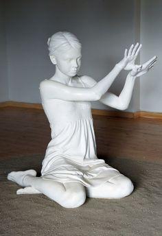 Sculpture by May von Krogh