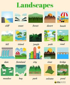 English Vocabulary: The Natural World - ESLBuzz Learning English : Nature, in the broadest sense, is the natural, physical, or material world or universe . Learn the Natural World Vocabulary in English. English Learning Spoken, Learning English For Kids, English Lessons For Kids, Kids English, English Language Learning, Teaching English, English English, French Lessons, German Language