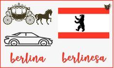 Zarampagalegando: Parellas imposibles. Berlina / Berlinesa Logos, Decor, Decoration, Dekoration, Inredning, Interior Decorating, Deco, Logo, Decorations