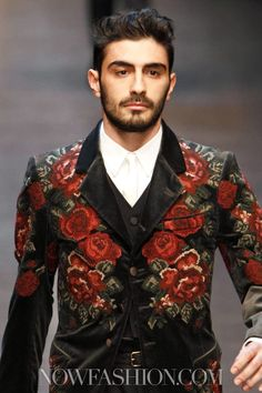 Dolce & Gabbana Menswear Fall Winter 2013 Milan