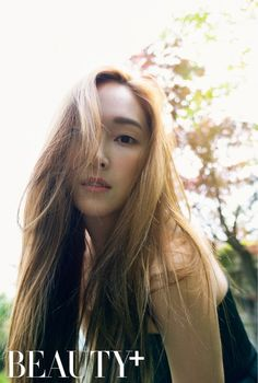 Beauty+ June Issue (2015) || Jessica Jung