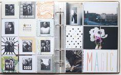 9x12 album: LLP blog | Portland 2015 album