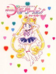 Naoko Takeuchi, Bishoujo Senshi Sailor Moon, Princess Sailor Moon