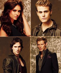 The Vampire Diaries...this season is starting to take off!