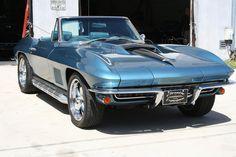 Chevrolet Corvette 427 390 Body Off Restoration   eBay