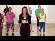 Walk At Home: Walk 15 | 1 Mile Walking Exercise - YouTube
