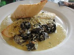 Escargots from a rather simple-looking spot on Shoal Bay East? What a surprising discovery. A must-try if you're ever in Anguilla.