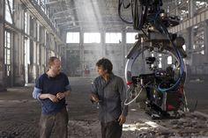 Mark e Joss Whedon (Os Vingadores)