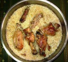 Κοτόπουλο με ρύζι στο φούρνο (πιλάφι) Μία πεντανόστιμη, απλή και ελαφριά συνταγή για καλοφαγάδες που προσέχουν για να.. έχουν. ...