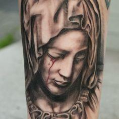 Image result for Catholic/tattoos