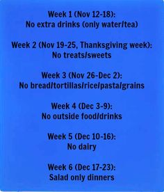6 Weeks Till Christmas Plan #HealthyLiving #WeightWatchers