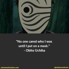 Of The Greatest Naruto Quotes For Shounen Anime Fans 47 Naruto Quotes, Sad Anime Quotes, Manga Quotes, Sad Quotes, Badass Quotes, Inspirational Quotes, Epic Quotes, Naruto Sad, Naruto Facts