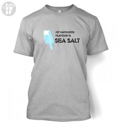 "Sea Salt Ice Cream T-shirt - Japanese Anime Geeky Tshirt - Sport Grey XXX-Large(54/56"") (*Amazon Partner-Link)"