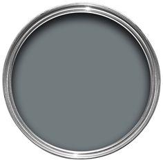 Dulux Weathershield Exterior Gallant Grey Satin Paint 750ml | Departments | DIY at B&Q