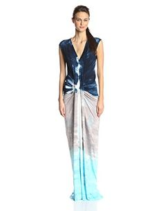 Young Fabulous & Broke Women's Free Ruched Cap-Sleeve Maxi Dress   $ 242.00  #Broke, #CapSleeve, #Dress, #Fabulous, #Free, #Maxi, #Ruched, #Under25, #WomenS, #Young