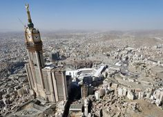 Mecca, Why It Is Called A Holy City? And What Its Virtues?      Mecca City Zam Zam Tower