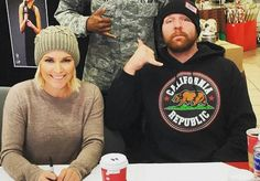 Dean Ambrose & Renee Young 2016