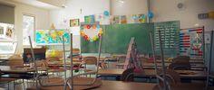 VrayWorld - Classroom Scene
