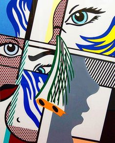 #BAZAARART: Roy Fox Lichtenstein  an American pop artist. During the 1960s along with Andy Warhol Jasper Johns and James Rosenquist among others he became a leading figure in the new art movement. #roylichtenstein #modernart #popart  via HARPER'S BAZAAR RUSSIA MAGAZINE OFFICIAL INSTAGRAM - Fashion Campaigns  Haute Couture  Advertising  Editorial Photography  Magazine Cover Designs  Supermodels  Runway Models