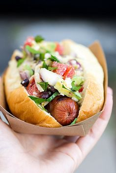 Tex-Mex Rancheros Hot Dogs by Courtney | Cook Like a Champion, via Flickr